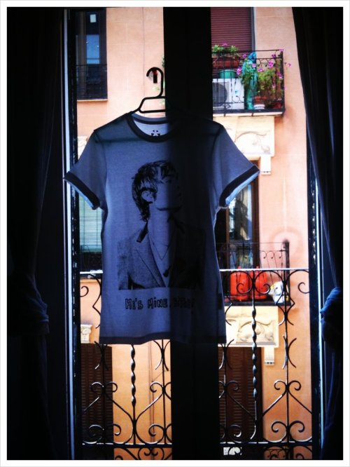 """T-shirt """"Chuck Buss"""" de Yatt"""