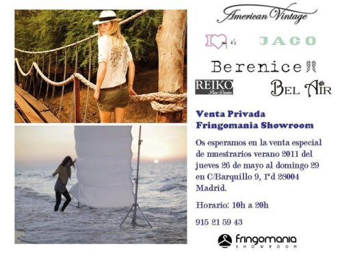 fringomania Showroom