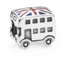 Pandora charm bus londinense